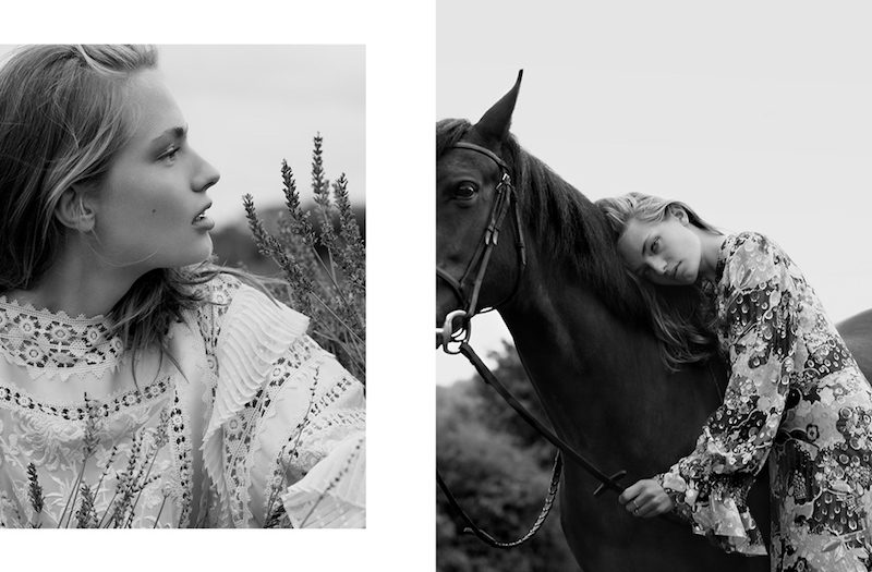 Wild Heart: Anna Mila Guyenz for The EDIT