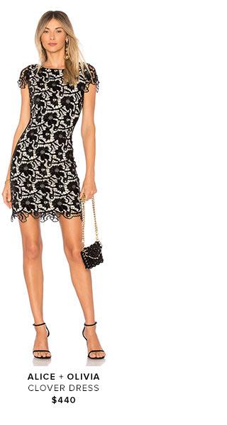 Shop Alice + Olivia Dress