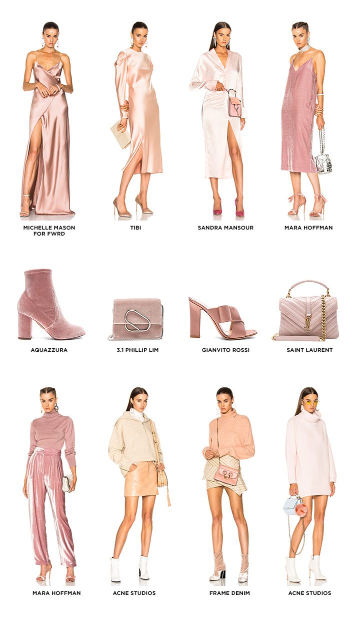 Fall Pastels - Shop The Look
