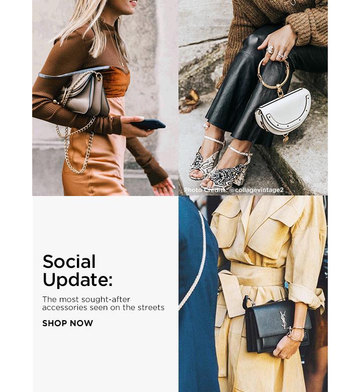 Social Update - Shop Now