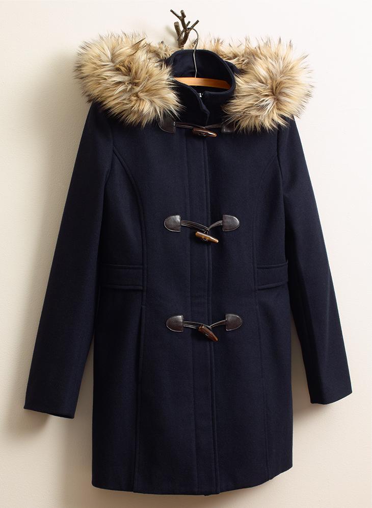 A Warm Wool Coat