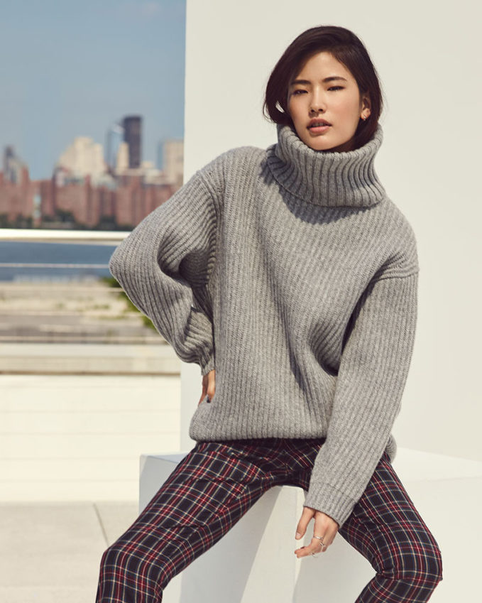 Acne Studios Disa L Turtleneck Sweater