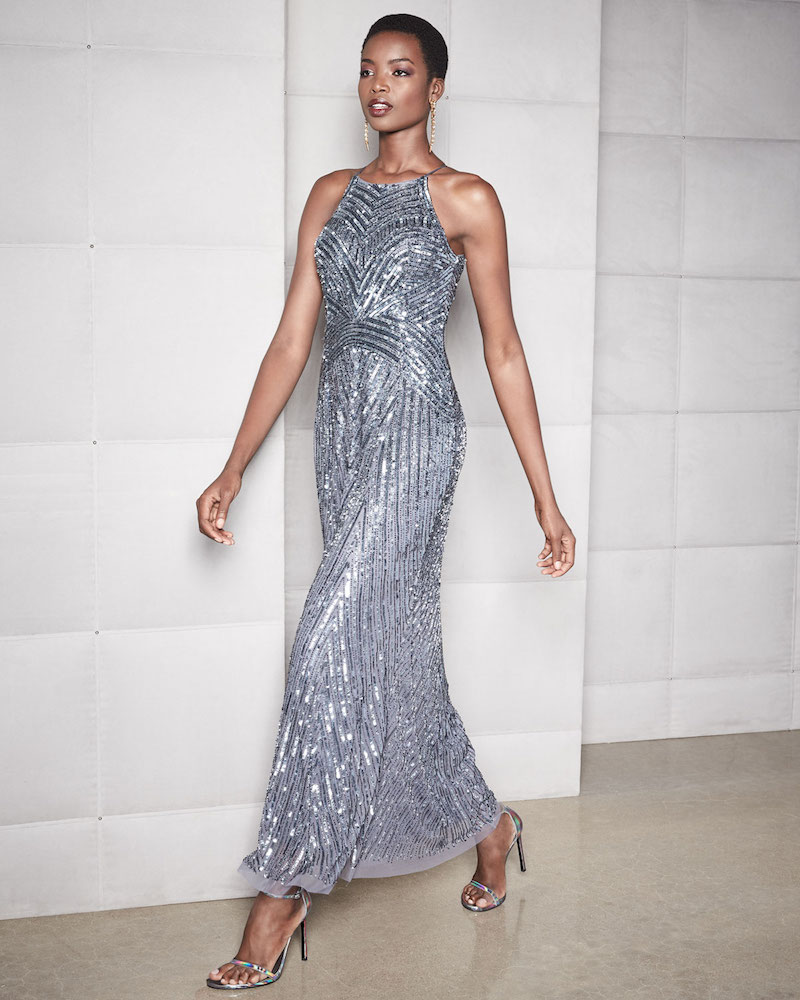 Get Glam: Top Shimmer & Shine Eveningwear for Holiday 2017 – NAWO