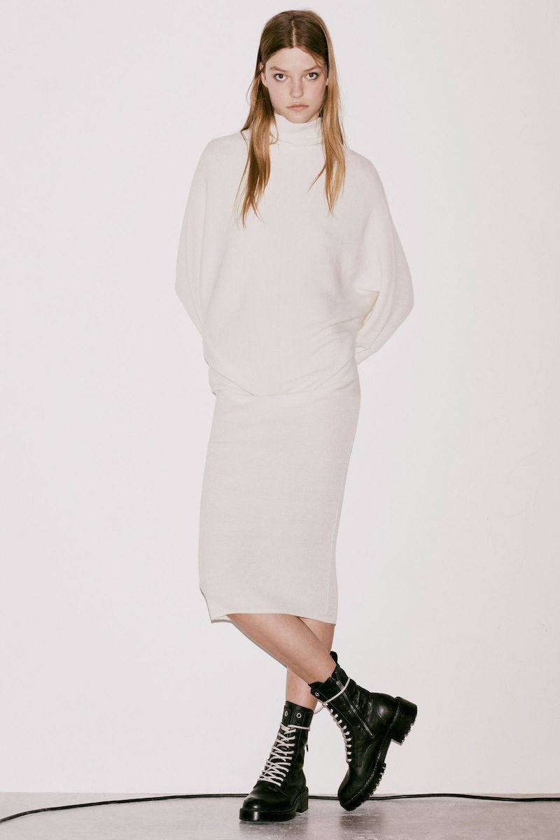 AllSaints Ridley Knitted Dress