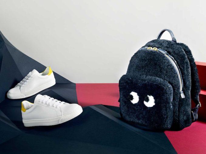 Anya Hindmarch Fall 2017 Bags & Shoes Lookbook