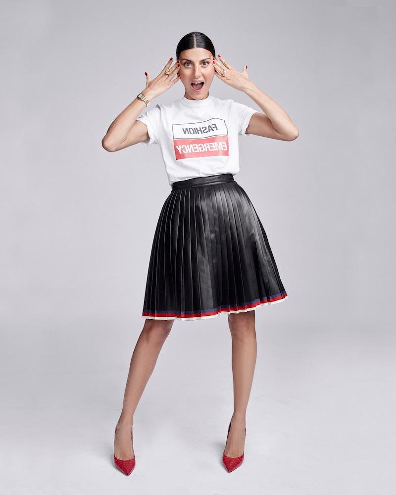 BAT Gio by Giovanna Battaglia Fashion Emergency T-Shirt