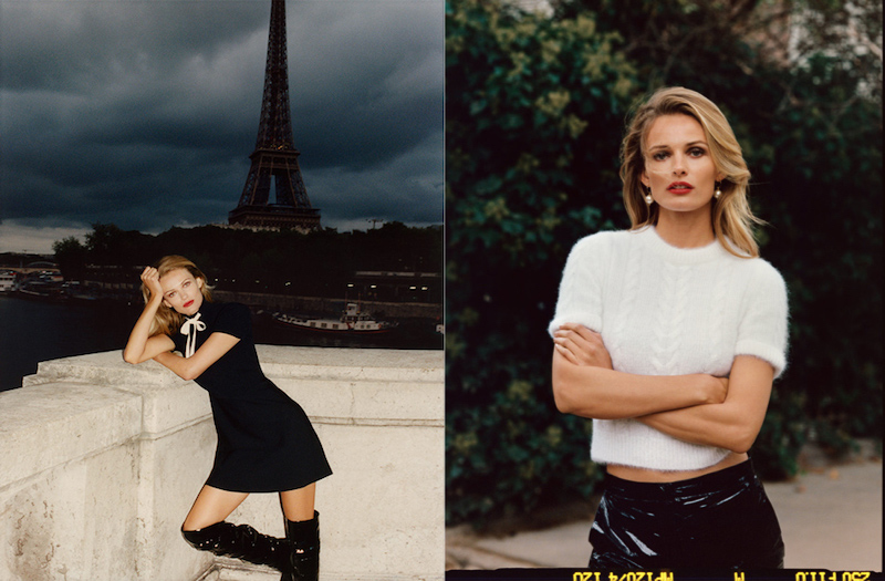 Belle Toujours Edita Vilkeviciute for The EDIT