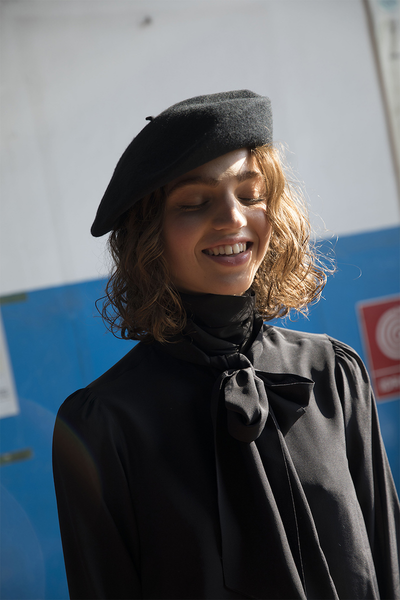 Borsalino Basque Hat