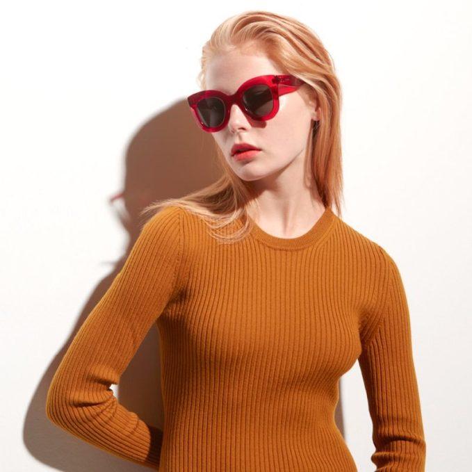 Céline Eyewear Marta Square Sunglasses