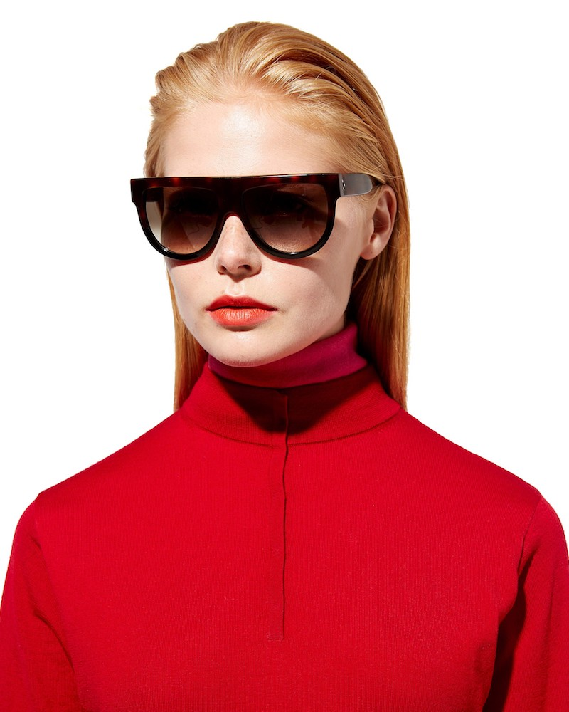 Céline Eyewear Shadow sunglasses