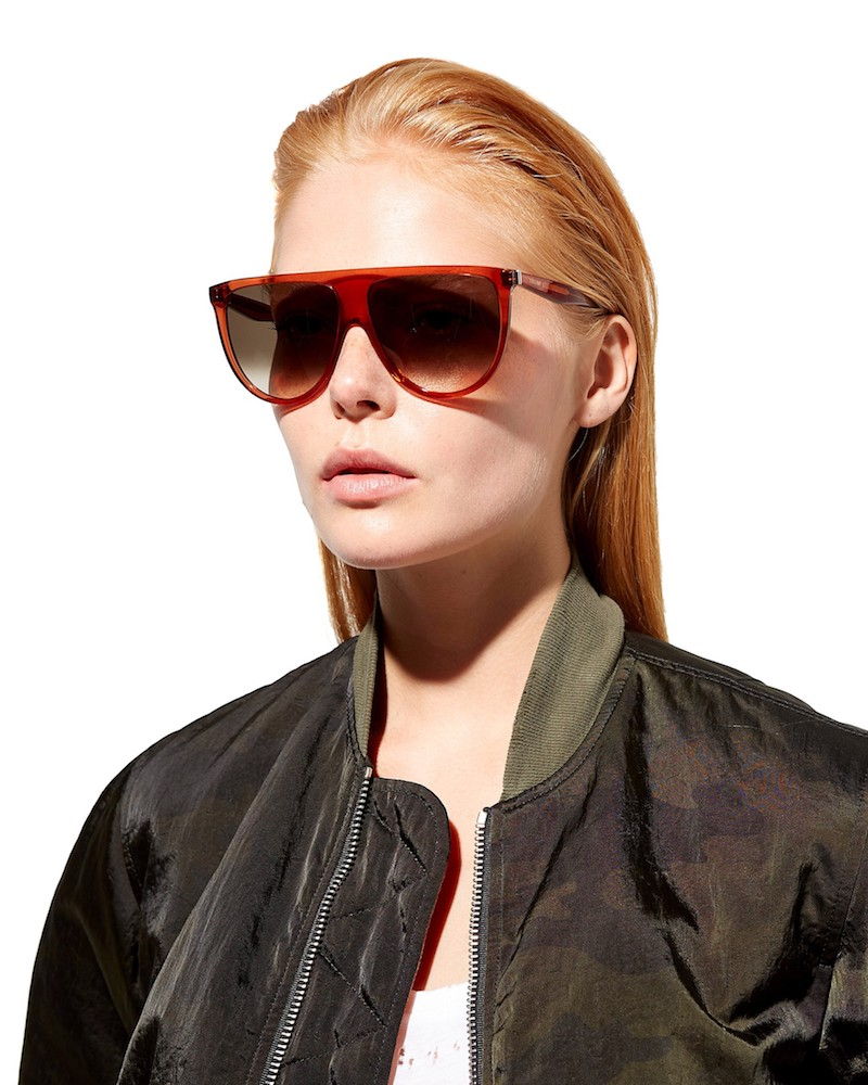 Céline Eyewear Thin Shadow Sunglasses