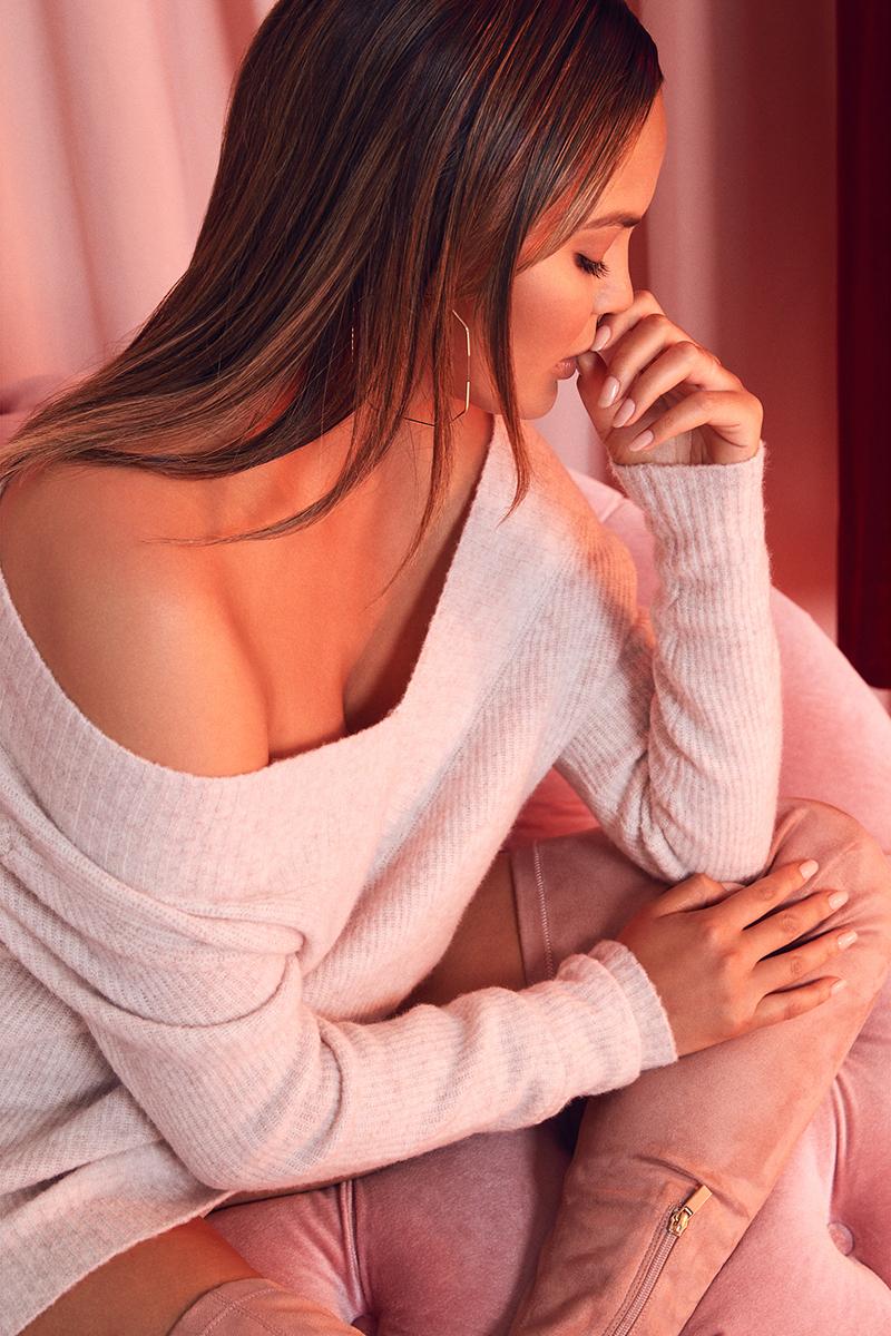 Chrissy Teigen x REVOLVE I.M.G. Sweater