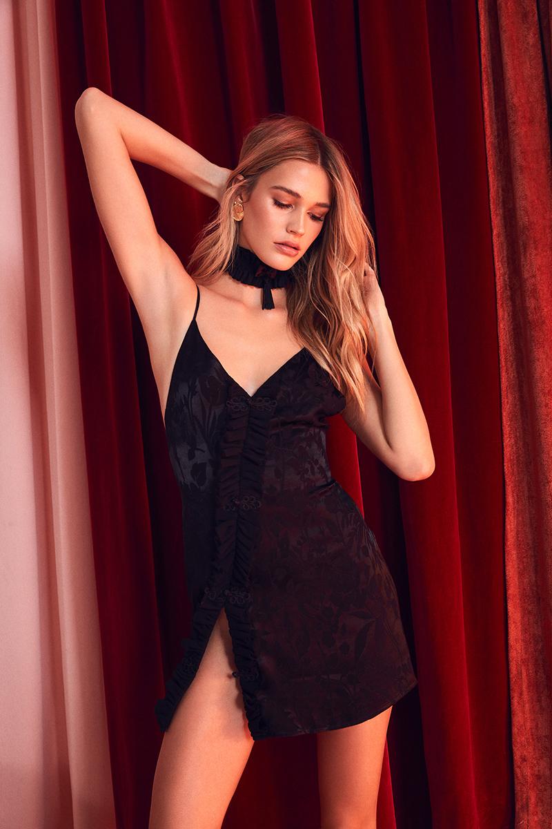 Chrissy Teigen x REVOLVE Matcha Dress