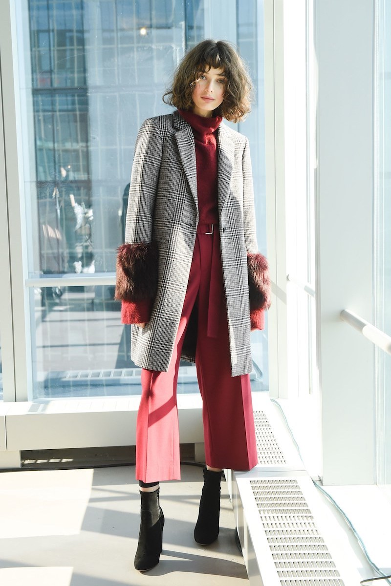 Club Monaco Starella Coat
