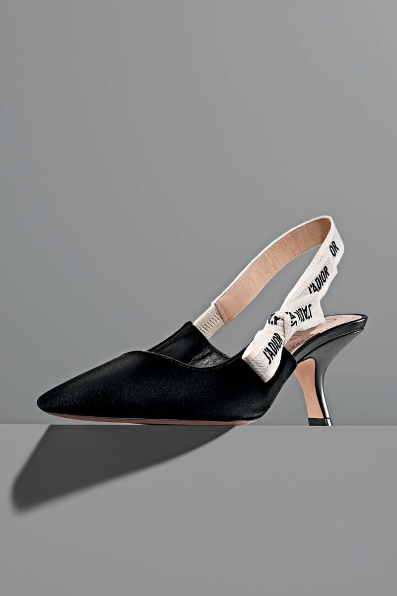 Dior J'Adior Slingback Pumps