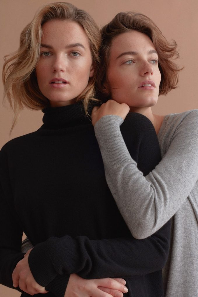Everlane New $100 Cashmere Collection