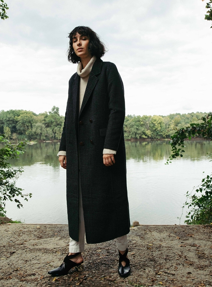 Ganni Driggs Coat