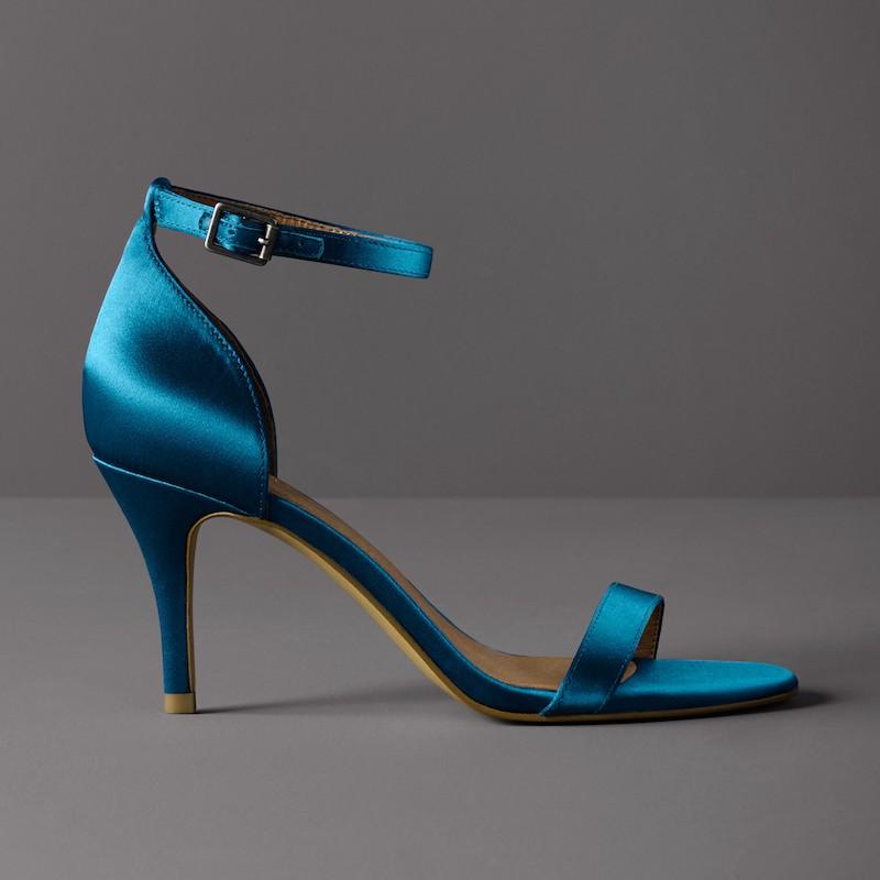 Halogen Audrey Ankle Strap Sandal