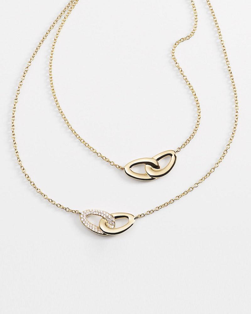 Ippolita 18K Cherish Link Necklace