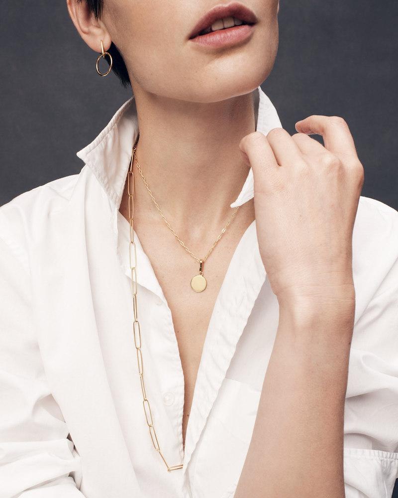 J Crew Demi Fine Jewelry Collection Fall 2017 Lookbook Nawo