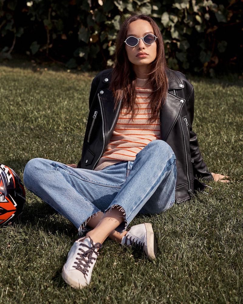 Levi s 501 Crop Jeans