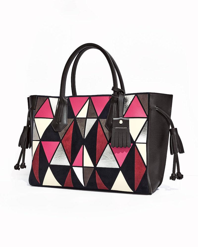 Longchamp Penelope Arty Medium Tote Bag