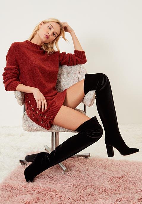 Lovers + Friends x REVOLVE Em Sweater