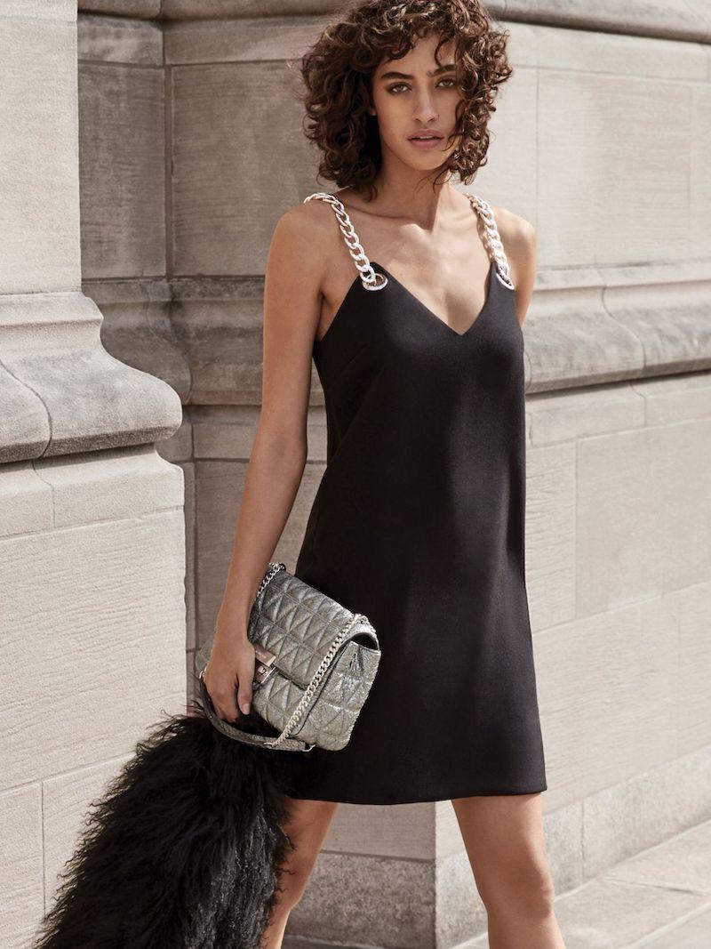 MICHAEL Michael Kors Chain-Strap Dress