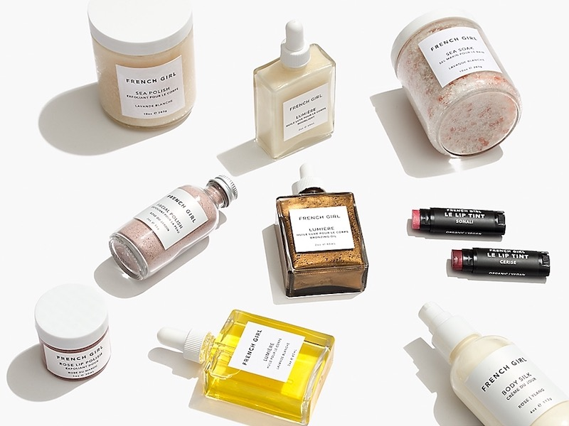Madewell Beauty Cabinet x French Girl