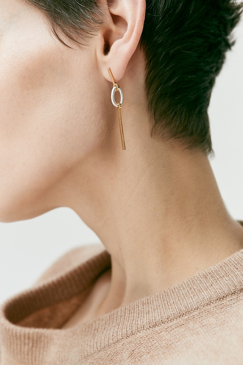 Madewell Ringcatch Earrings