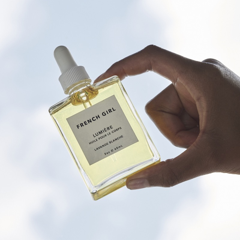 Madewell x French Girl Lumiere Body Oil