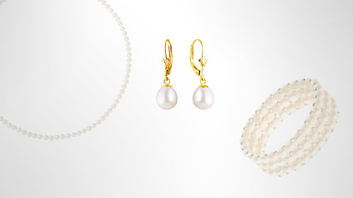 Mitzuko Pearls at BrandAlley