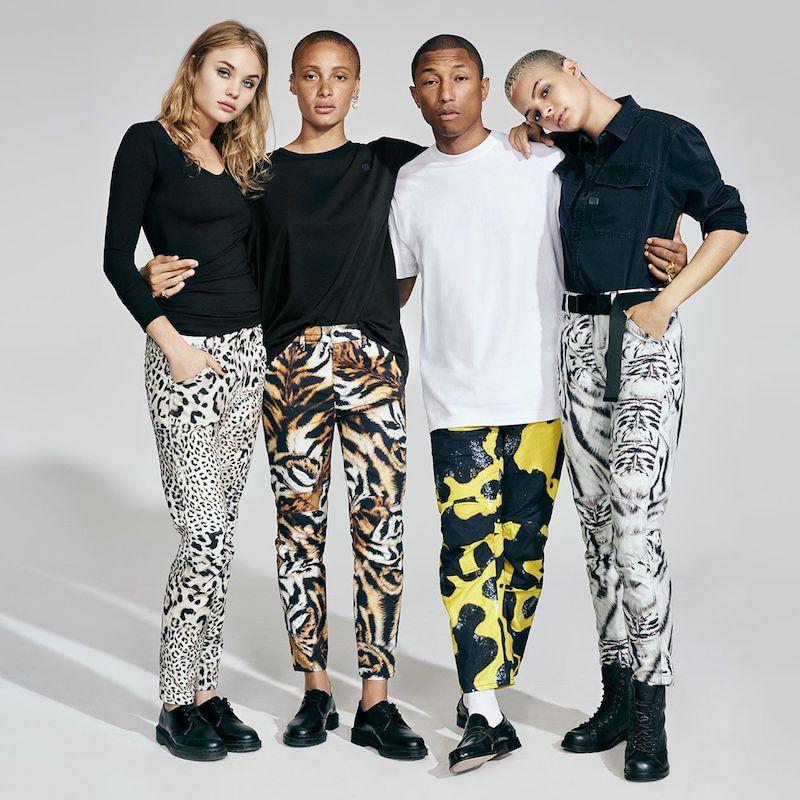 Pharrell Williams x G-Star RAW Elwood X25 Drop II