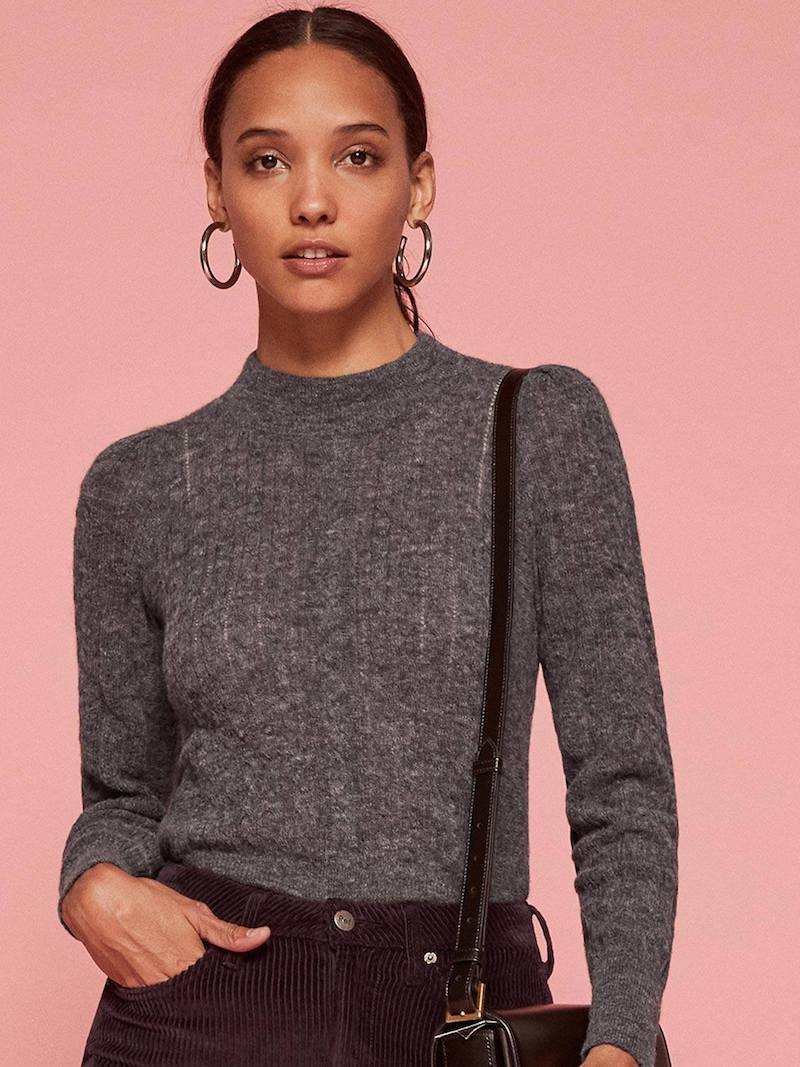 Reformation Doen Dolly Sweater