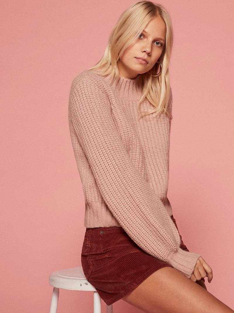 Reformation Doen Lulu Sweater