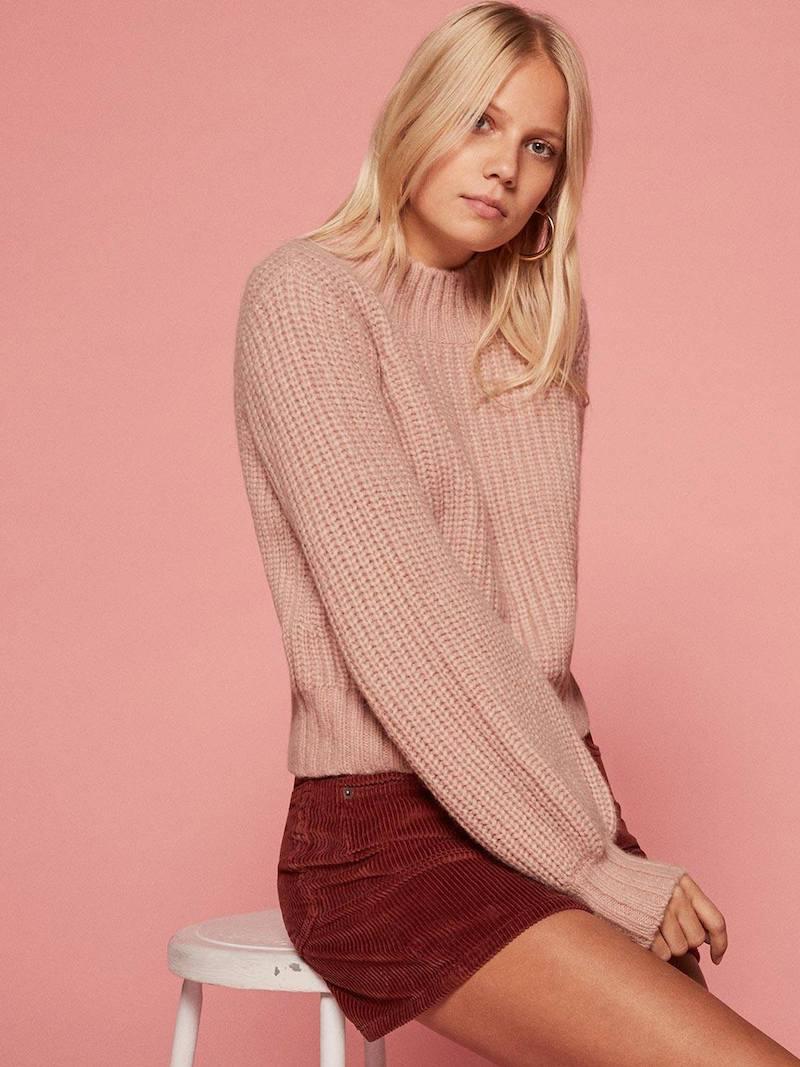 Reformation Doen Lulu Sweater