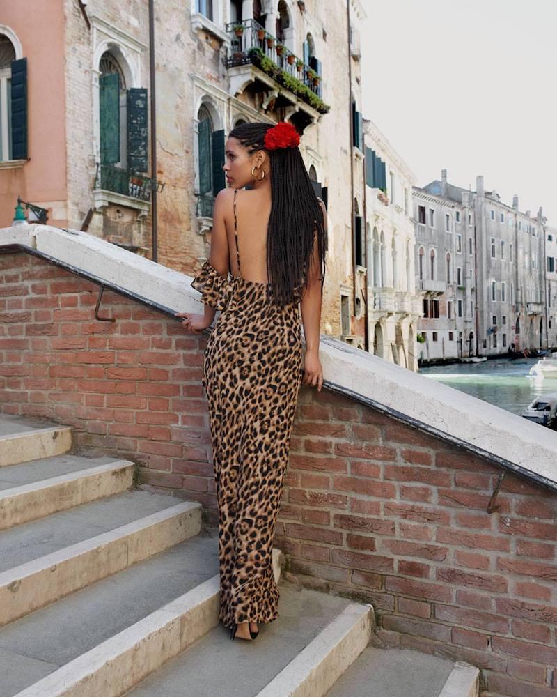 Reformation Ferrara Dress