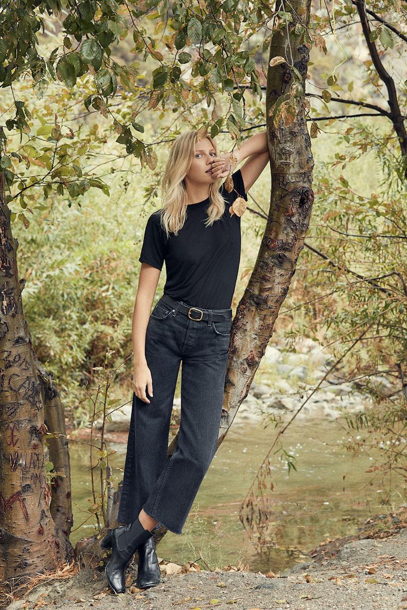 Reformation Jeans Fawcett Jean