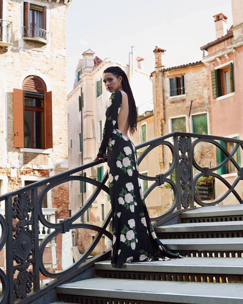 Reformation Rome Dress