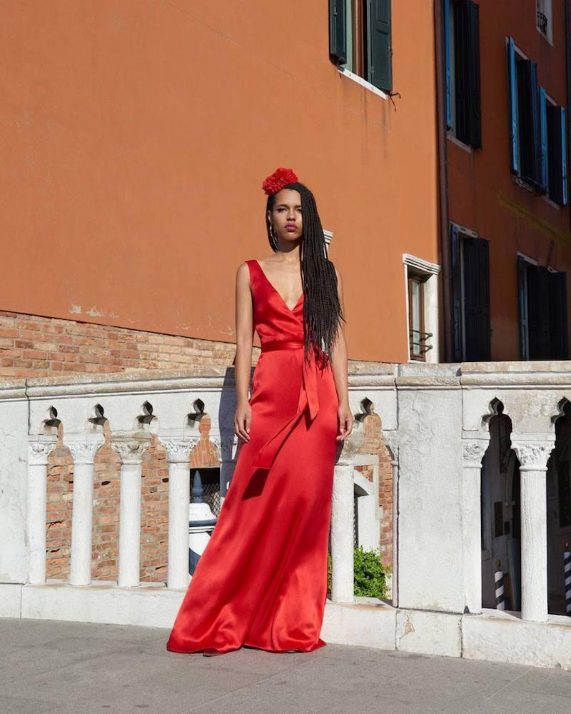 Reformation Siena Dress
