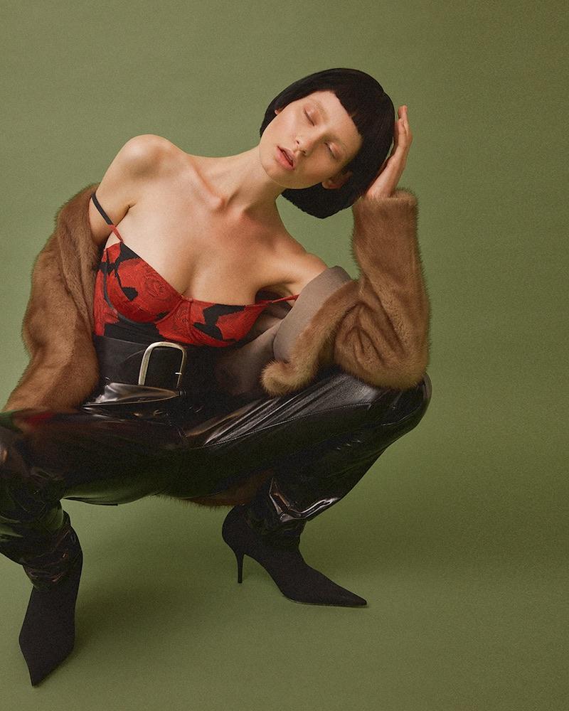 Simonetta Ravizza Mink Fur Coat