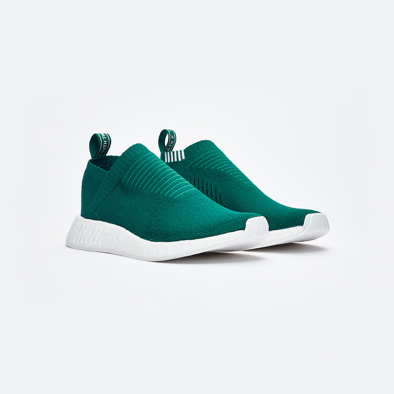 "Sneakersnstuff Exclusive adidas Originals NMD CS2 PK ""Class of 99"" in Green"