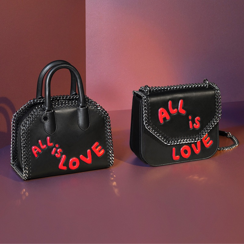 Stella Mccartney All Is Love Falabella Box Shoulder Bag