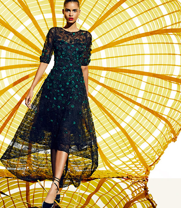 Up And A Way: Fall 2017 Designer Evening Dresses Lookbook at Saks ...