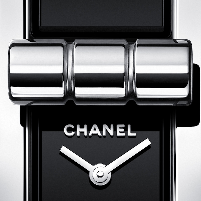 The Clasp Code of CHANEL CODE COCO Watch