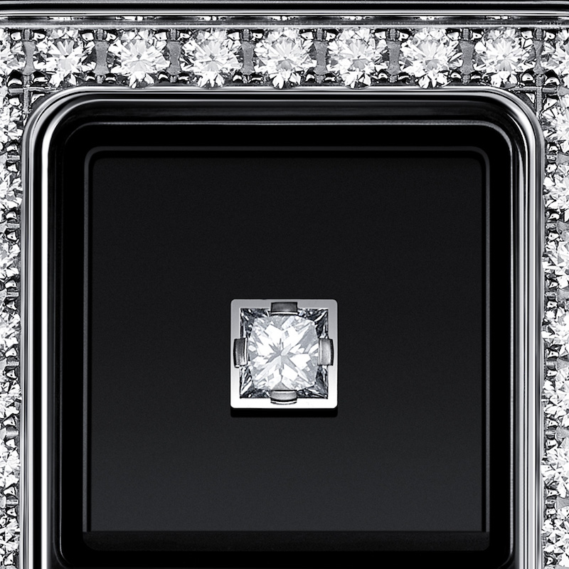 The Diamond Code of CHANEL CODE COCO Watch