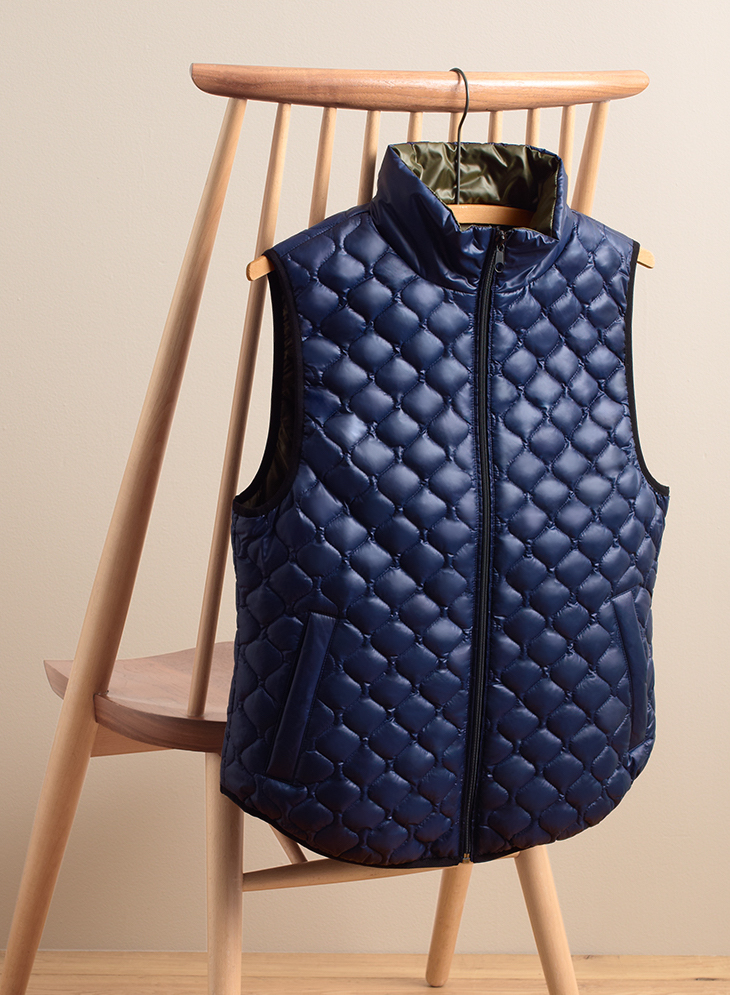 The Ideal Fall Vest