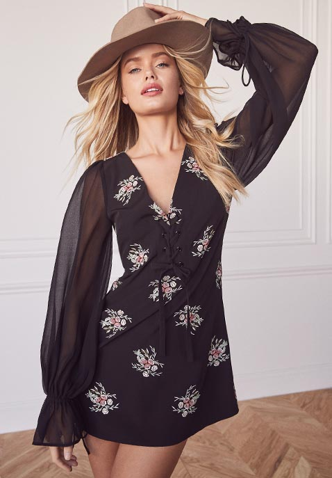 Tularosa x REVOLVE Deedra Dress