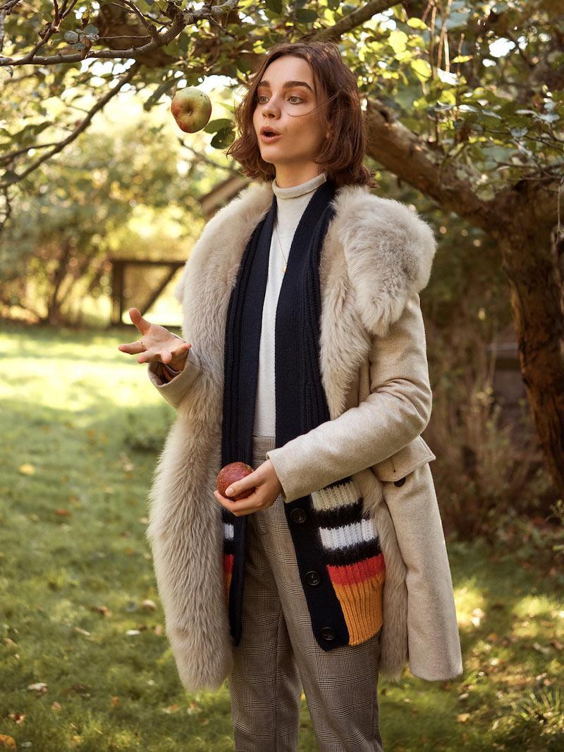 Woolrich Emily Fur Coat