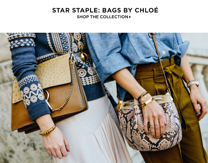 Star Staple: Bags By Chloé - Shop The Collection